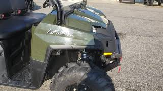 4. 2019 Polaris Ranger 570 Full Size with Extras!