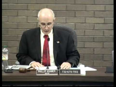 Franklin Township NJ (Somerset County) September 13, 2018 Township Council Meeting