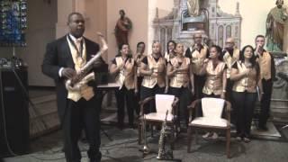 Casamento Completo na Igreja Coração de Maria em Santos
