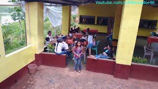 El drone 4K capto a Micky durmiendo y Nano y Nayeli juntitos. Prueba piloto en Guatemala. Parte 8/8 Video