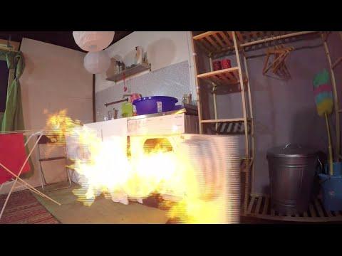 Explodiert der Wäschetrockner? #WersGlaubt