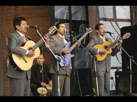 Malagueña y Pajaro Campana - Trio Martino - Thời lượng: 10 phút.