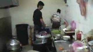 Thalat Laos  city images : Food Court @ Thalat Sow Morning Market, Vientiane Laos