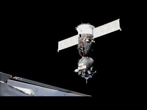 Soyuz MS-11 docking_Best spacecraft videos of the week