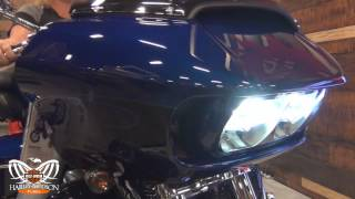 9. New 2015 Harley Davidson CVO Road Glide Ultra Motorcycle