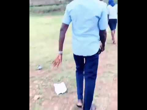 VIDEO: SS3 student excited as boyfriend proposes to her after their WAEC exams