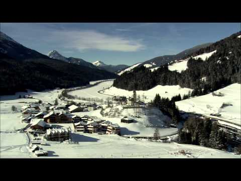 Alta Pusteria/Hochpustertal Valley - Three Peaks winter