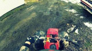 8. how to use reverse on a honda 300ex