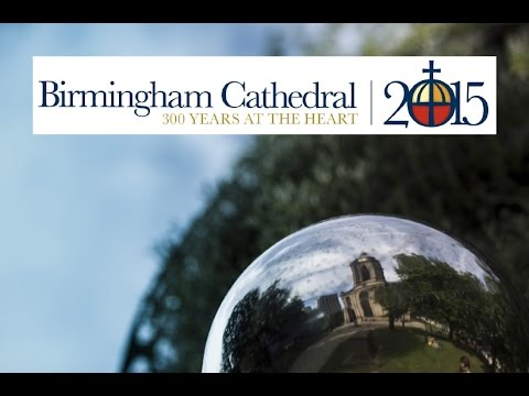 300 years at the heart: The Church that became a Cathedral – Audio tour
