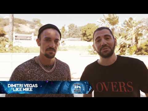 BigCityBeats 15 th Birthday greetings from Dimitri Vegas & Like Mike