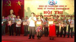 Đảng bộ phường Phương Nam: Hội thi kỹ năng, nghiệp vụ của Bí thư chi bộ đồng thời là Trưởng khu năm 2019