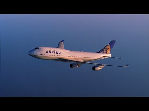 United – A Fond Farewell to our Boeing 747