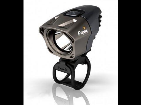 Відеоогляд велоліхтаря Fenix BT20 T6