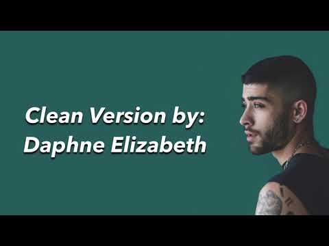 iT's YoU - ZAYN - Clean Lyrics
