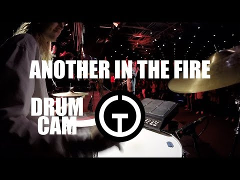 Another In The Fire - Hillsong UNITED (Drum Cam)