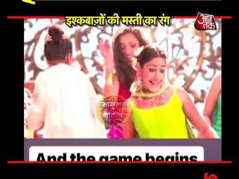 NEW COLORS OF LOVE In Ishqbaaz