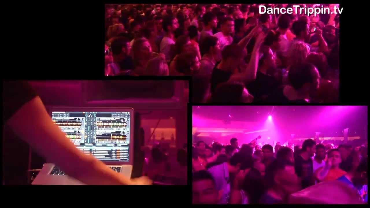 Nicole Moudaber - Live @ The Revolution Continues, Space, Ibiza 2011