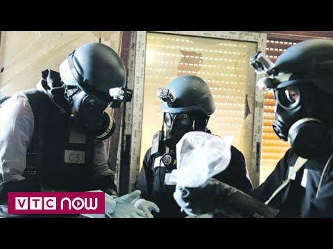 Nghi vấn cáo buộc chất độc hóa học ở Syria | VTC1 - Thời lượng: 92 giây.