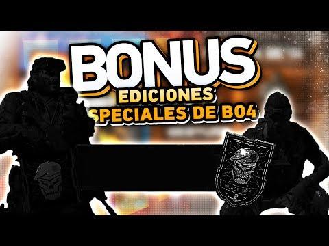 Bonus Exclusivos de BO4 revelados para ediciones coleccionista - Vuelven los GESTOS! (видео)