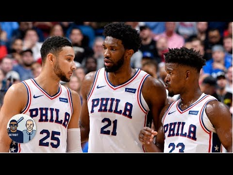 Video: Can the 76ers make a serious playoff run? | Jalen & Jacoby