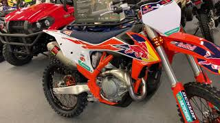 8. BUYING MY 2019 KTM 450 FACTORY EDITION