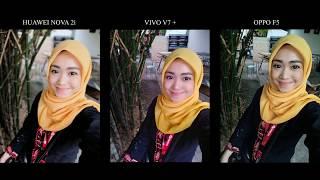 Video Camera Comparison - Huawei Nova 2i vs Vivo V7+ vs Oppo F5 MP3, 3GP, MP4, WEBM, AVI, FLV November 2017