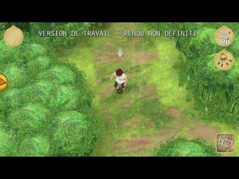 Les Myst�rieuses Cit�s d'Or : Mondes Secrets Wii U