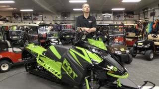 10. Time to Spring Order your 2018 Arctic Cat Snowmobile