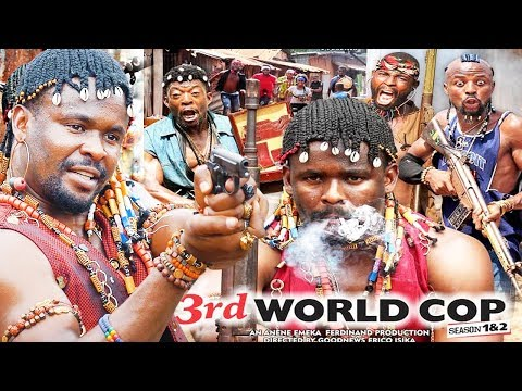 3RD WORLD COP SEASON 6 {NEW MOVIE} - ZUBBY MICHEAL|2020 LATEST NIGERIAN NOLLYWOOD MOVIE