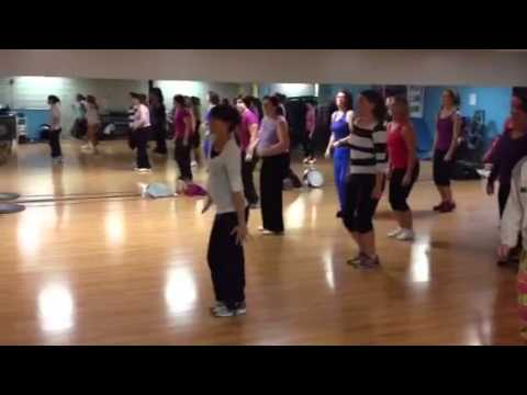 Locked Out of Heaven (Zumba Fitness)