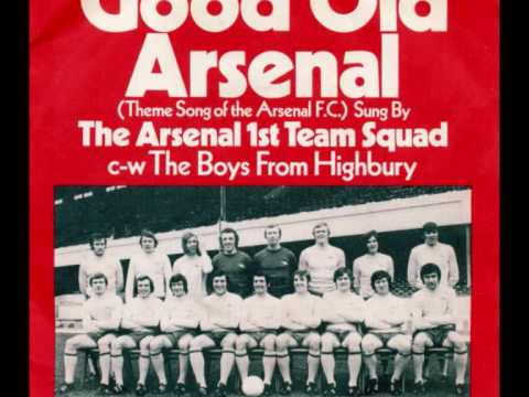 Arsenal FC - Good Old Arsenal 1971 FA Cup