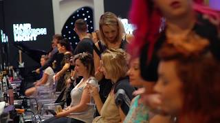 Hair Fashion Night Praha 2017