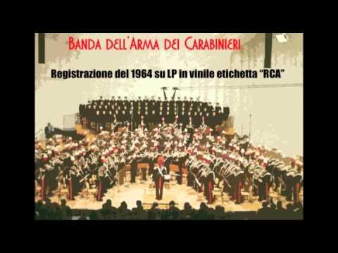 Banda dell'Arma dei Carabinieri - Mosè in Egitto ( G. Rossini)