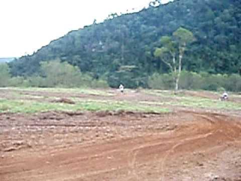 Treino Motocross Adrianópolis -PR Equipe Kawasaki Brasil