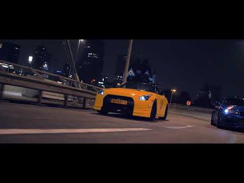 PRODUCTION BOSS - ROTTERDAM CITY STREETS AT NIGHT