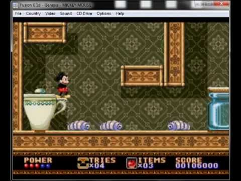 castle of illusion starring mickey mouse genesis gamefaqs