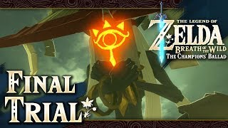 The Legend of Zelda: Breath of the Wild - Part 80 - Final Trial (Divine Beast) - Monk Maz Koshia