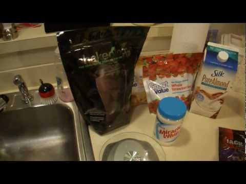 Adult Fitness: P90X Fat Shredding Diet foods that I ate