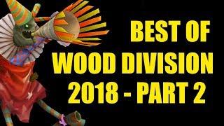 Video Best of Wood Division 2018 - Part 2/2 MP3, 3GP, MP4, WEBM, AVI, FLV September 2019