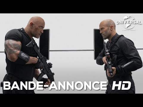 FAST & FURIOUS : Hobbs & Shaw - Bande-Annonce 2 VF