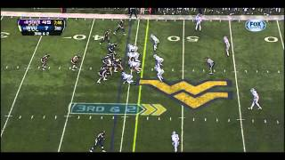 Arthur Brown vs West Virginia (2012)