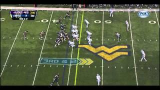Arthur Brown vs West Virginia (2012)