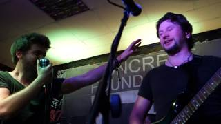 "Video Concrete Foundation - Love (Pantera Cover) (Live at ""Kult"" art-c"