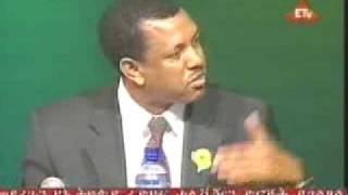 Ethiopian Election 2010 3rd Round Political Party's Debate - Part 12