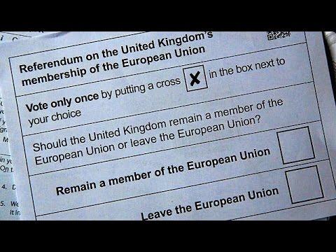 Brexit: Νέα δημοσκόπηση υπέρ της αποχώρησης