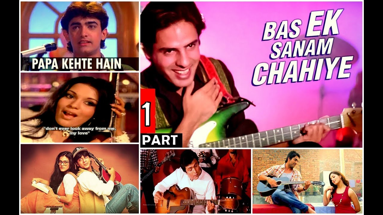 5 Amazing & Most Popular Bollywood songs of Guitar | Guitarist Kapil Srivastava