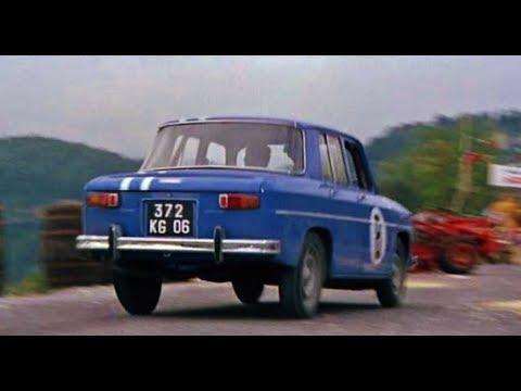 Inseguimento car chase - Licenza di Esplodere 1966
