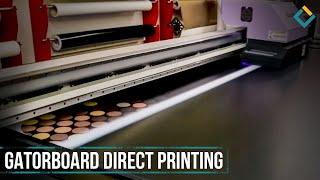 Gatorboard Direct Printing