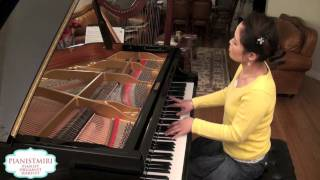 Video Brian McKnight - Marry Your Daughter | Piano Cover by Pianistmiri MP3, 3GP, MP4, WEBM, AVI, FLV Agustus 2018