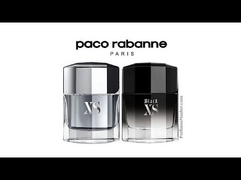 Paco Rabanne Excess XS Black XS New Perfumes 2018